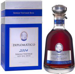 Diplomatico Single Vintage 2004 0,7l 43%