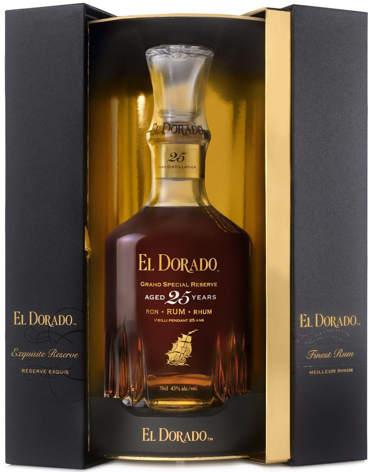 El Dorado 25y