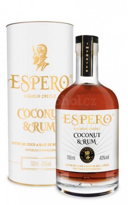 Espero Creole Coconut & Rum