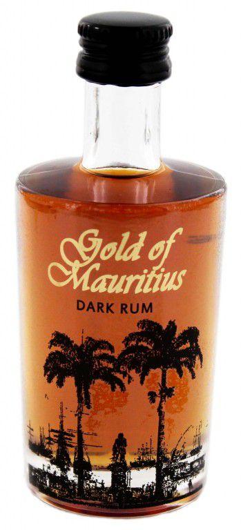 Gold of Mauritius 0,05l