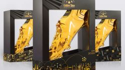 Golden Shoe EM 2020 0,7l 40%