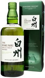Hakushu Single Malt 0,7l 43%