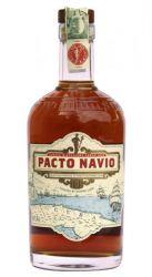 Havana Club Pacto Navio 0,7l 40%
