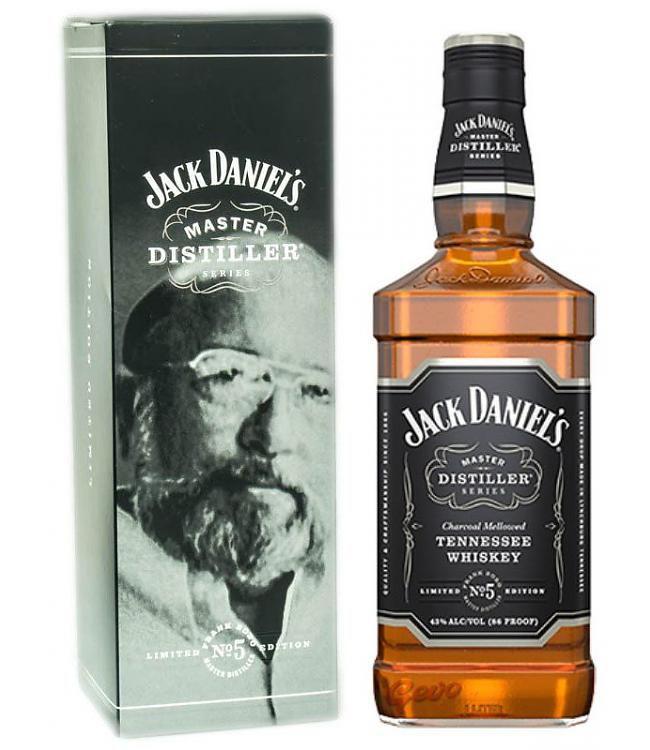 Jack Daniel´s Master No.5