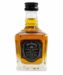 Jack Daniel´s Single Barrel 0,05l 45%