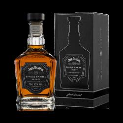 Jack Daniel´s Single Barrel 0,7l 45% dárková krabička