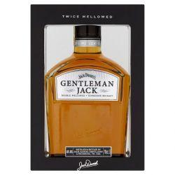Jack Daniels Gentleman Jack 0,7l 40% dárková krabička