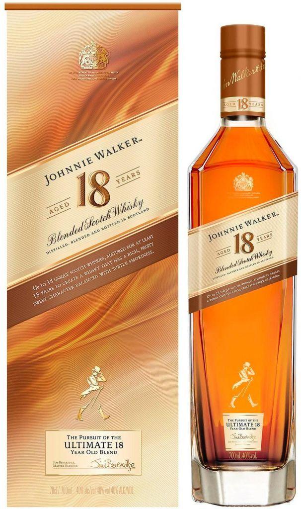 Johnnie Walker Ultimate 18y