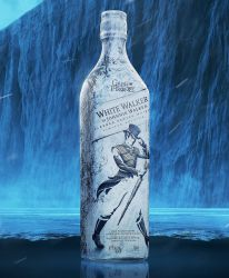 Johnnie Walker White Walker Game of Thrones 0,7l 41,7%