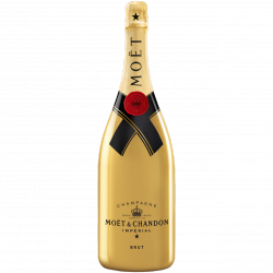 Moët & Chandon Brut Imperial Golden Magnum 1,5l