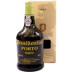 Porto Presidential White 0,75l 19%