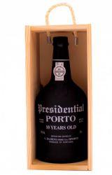Porto Presidential Tawny 10y 0,75l 20% dřevěný box