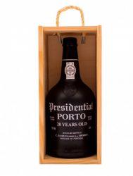 Porto Presidential Tawny 20y 0,75l 20% dřevěný box