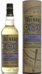 Provenance Glen Garioch 8y 0,7l 46% + sklenička zdarma