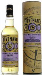Provenance Macduff 8y 0,7l 46% + sklenička zdarma