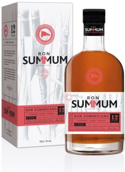 Summum 12y Cognac Cask Finished