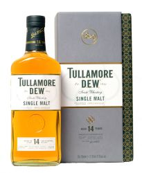 Tullamore Dew Single Malt 14y 0,7l 41,3%