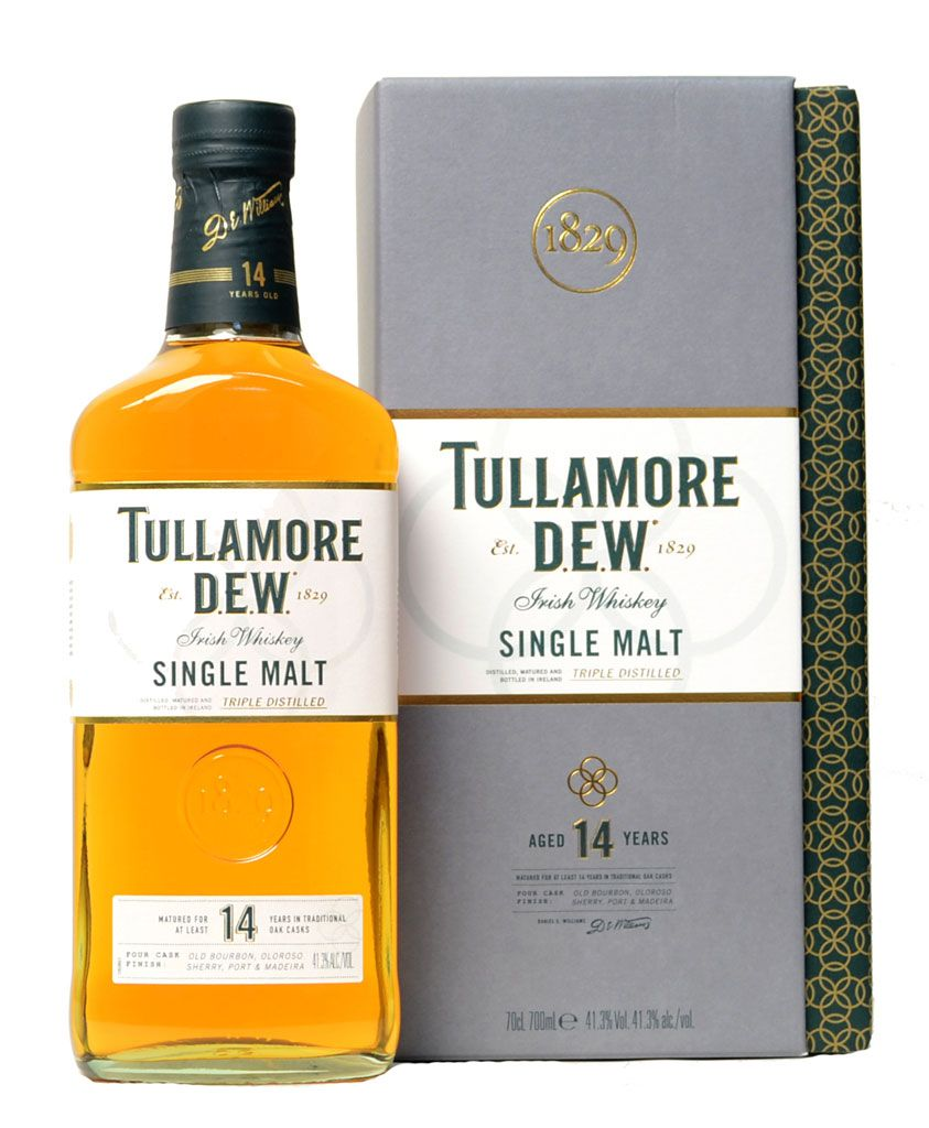 Tullamore Dew Single Malt 14y