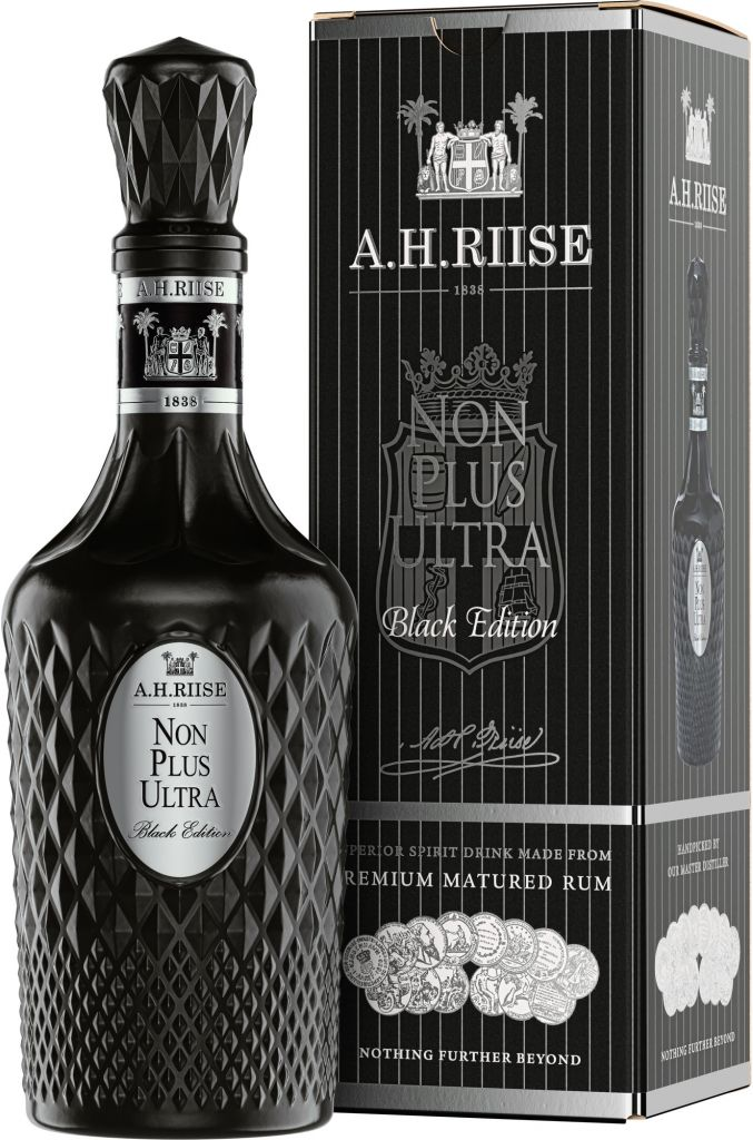 A.H.Riise Non Plus Ultra Black Edition