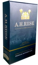 A.H.Riise XO Christmas + 2x sklo