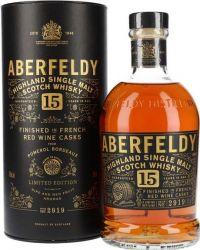 Aberfeldy 15y 0,7l 40%