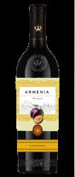 Armenia Plum Semisweet - polosladké bílé víno 0,75l 12%