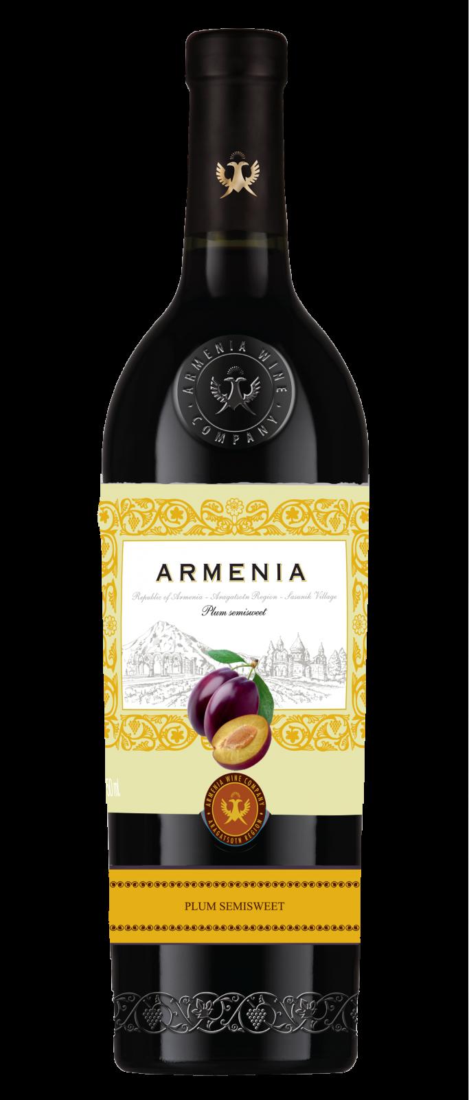 Armenia Plum Semisweet