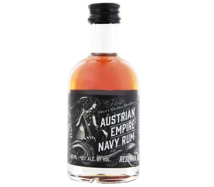Austrian Empire Navy Rum 0,05l