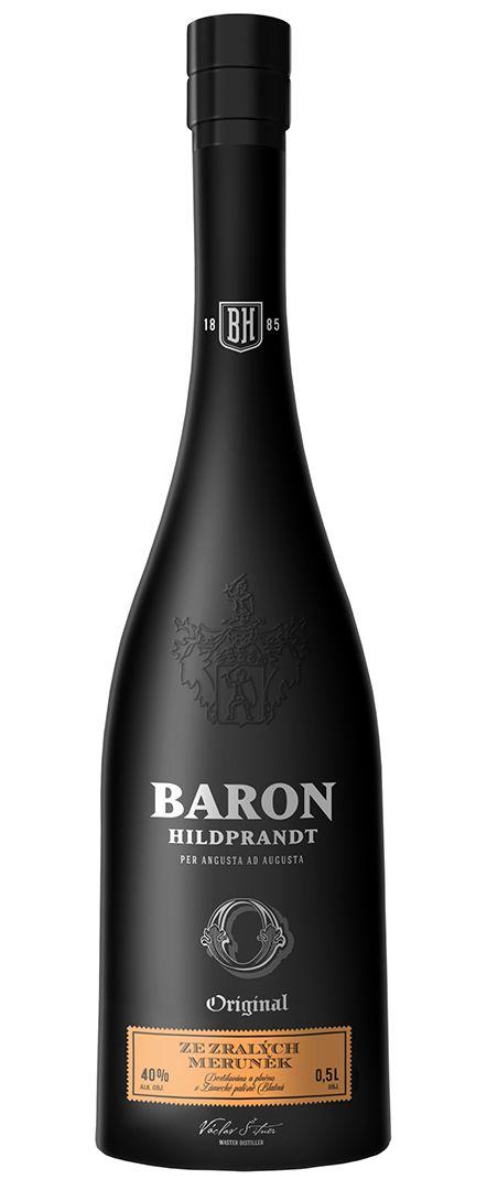 Baron Hildprant - Ze zralých meruněk