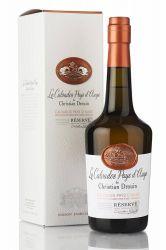 Calvados Christian Drouin Réserve de Fiefs 0,7l 40%