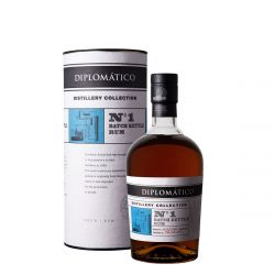 Diplomatico Distillery Collection No.1 Batch Kettle 0,7l 47%
