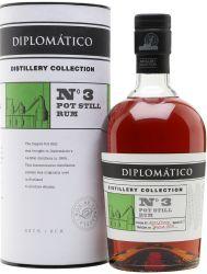 Diplomático No.3 Pot Still