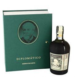 Diplomatico Reserva Exclusiva 0,7l 40% Kniha