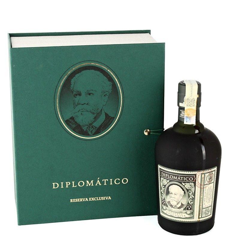 Diplomatico 12y kniha