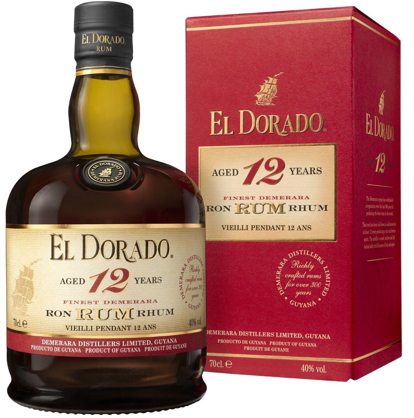 El Dorado 12y