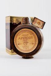Ijevan Apricot Brandy 10y 0,75l 40% dřevěný soudek