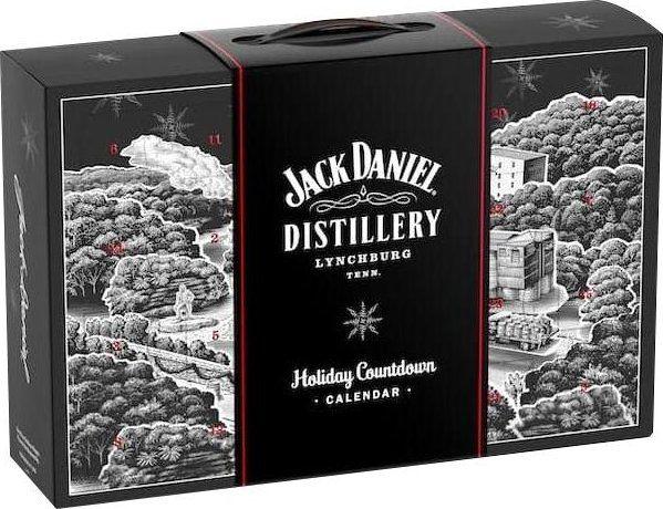 Jack Daniel´s kalendář
