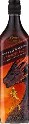 Johnnie Walker A Song of Fire Game of Thrones 0,7l 40,8%
