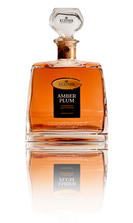 Kleiner Amber Plum