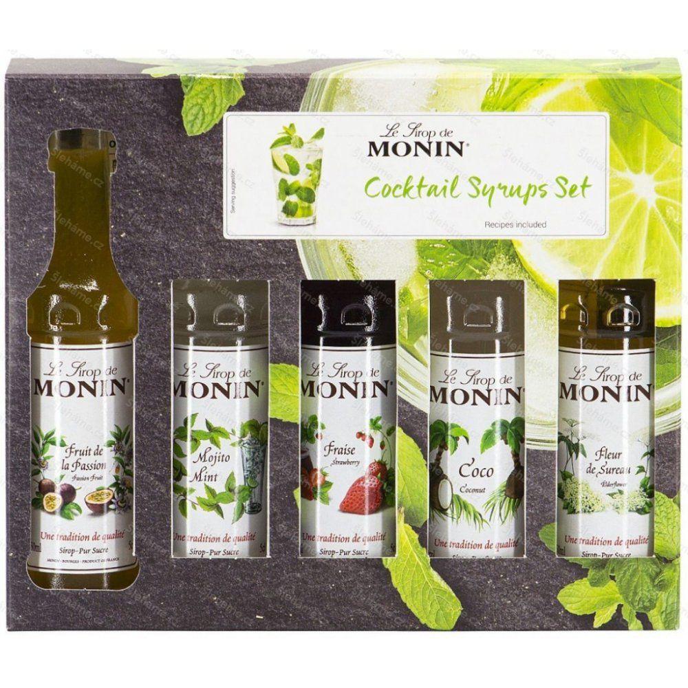 Monin Cocktail box