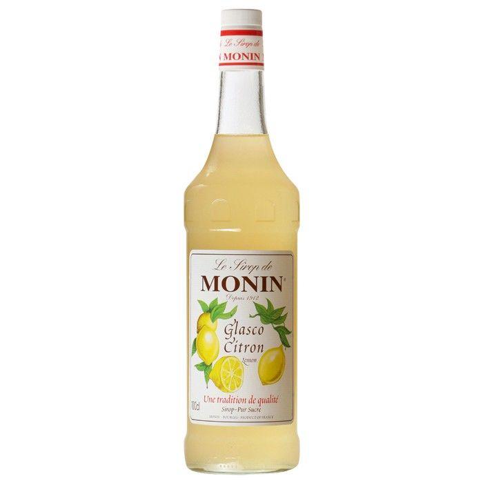 Monin Glasco Citron