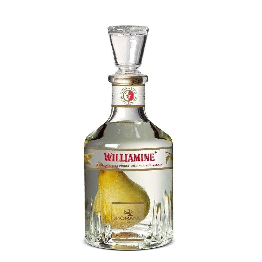 Morand Williamine Avec Poire
