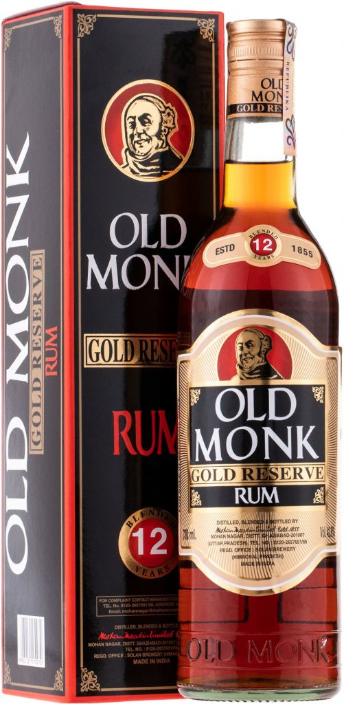 Old Monk Gold Reserve