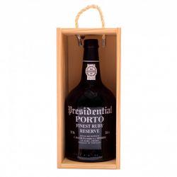Porto Presidential Reserva Ruby 0,75l 19% dřevěný box