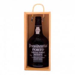 Porto Presidential Reserva Tawny 0,75l 19% dřevěný box