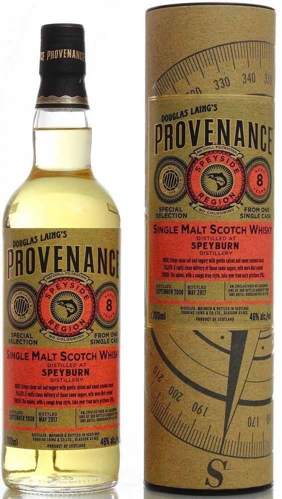 Provenance Speyburn 8y