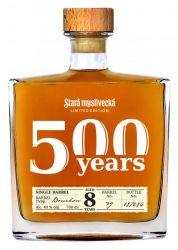 Stará Myslivecká Single Barrel Bourbon 8y
