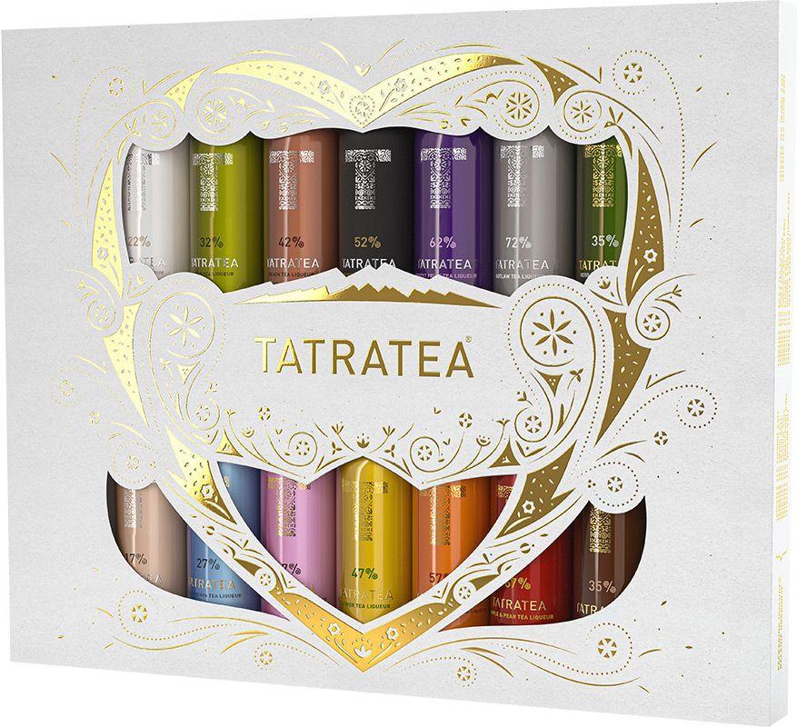 Tatratea mini set 14x 0,04l