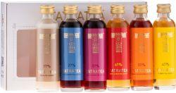 Tatratea mix set miniatur II., 6x 0,04l