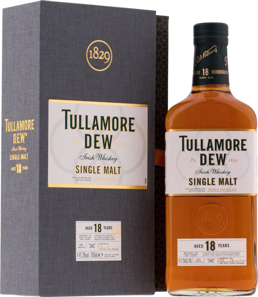Tullamore Dew 18y